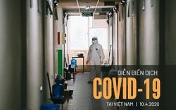 Cách ly toàn bộ Bệnh viện Thận Hà Nội; 450.000 bộ đồ chống Covid-19 từ VN chuyển đến Mỹ có gì đặc biệt?