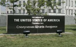 Nhân viên Đại sứ quán Mỹ ở Ukraine bị đánh chết