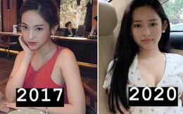 3 năm thay đổi diện mạo của Thuý Vi, cái khác biệt nhất chính là thần thái gương mặt
