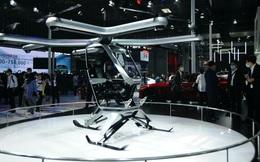 Chiếc ô tô bay do Trung Quốc sản xuất trông như thế nào?