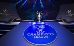 Đêm nay bốc thăm vòng bảng Champions League