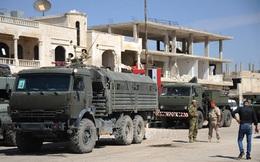 Nga thể hiện sức mạnh quân sự trong cuộc chiến chống khủng bố tại Syria