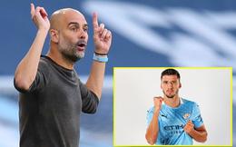 """Pep Guardiola cược """"tất tay"""" tương lai vào Ruben Dias"""