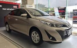 Toyota Vios bất ngờ giảm giá cả chục triệu đồng, rẻ ngang giá gốc VinFast Fadil