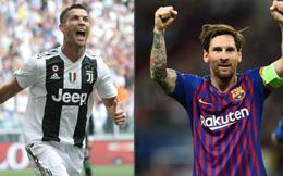 KẾT THÚC bốc thăm Champions League 2020/21: Ronaldo đụng độ Messi, Man United vs PSG