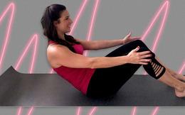 Thực hiện bài tập này 5 phút mỗi ngày sẽ giúp giảm các triệu chứng đau thắt lưng