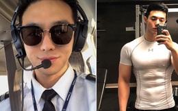 Chàng phi công điển trai nhất Hàn Quốc từng gây bão khắp MXH 4 năm trước bây giờ ra sao?