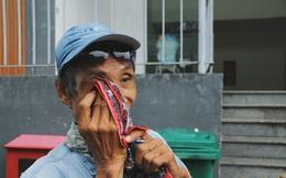 Chú shipper bị liệt 2 chân ở Sài Gòn: 'Người ta tay chân lành lặn mới đi ship hàng ở xa được, còn chú thì...'