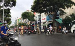 Đã bắt được người phụ nữ cướp hơn 2 tỷ tại chi nhánh ngân hàng Techcombank ở Sài Gòn