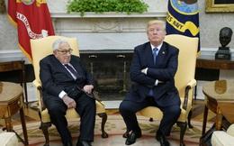 Cựu Ngoại trưởng Kissinger: Mỹ-Trung có nguy cơ rơi vào cục diện nguy hiểm như thời kỳ đầu Thế chiến I