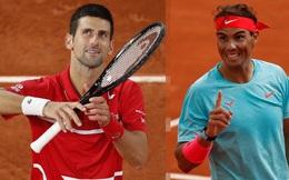 Nadal chạm trán Djokovic, tranh ngôi vương Roland Garros