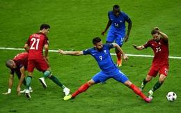 Pháp - Bồ Đào Nha: Đại chiến những nhà vô địch