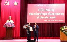 Chủ tịch Quảng Ninh Nguyễn Văn Thắng được giới thiệu để bầu làm Bí thư Điện Biên