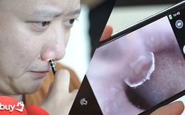 Săn sale camera nội soi tai giá chưa đến 100k, kiêm luôn chức năng ngoáy mà còn dùng được bao việc khác