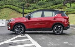 """Ngoại thất bóng bẩy, bên trong """"đáng tiền"""" của chiếc ô tô Trung Quốc giá 290 triệu đồng"""