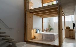 Ngôi nhà nhỏ của anh công nhân độc thân đẹp lung linh, nhìn thôi đã thấy mê đắm