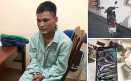 Quá khứ bất hảo của gã nghiện giết người, cướp của ở Yên Bái: Trộm xe máy bố, cắt ngón tay đòi tự tử