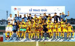 Lộ diện bảng đấu tử thần tại giải bóng đá trẻ quốc gia
