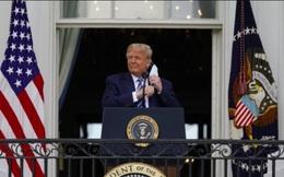 Tổng thống Trump: Tôi đã bình phục và sẵn sàng tham gia chiến dịch tranh cử