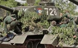 Lào đẩy mạnh hợp tác quân sự với Nga