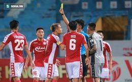 Đội trưởng TP.HCM bất ngờ tố trọng tài, thuật lại lời dọa rút thẻ đỏ ở trận gặp Hà Nội?
