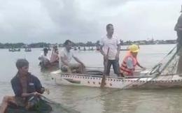 Tìm thấy thi thể 2 học sinh chết đuối trong lũ ở Quảng Nam