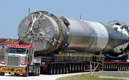 SpaceX chế tạo tên lửa có thể 'ship hàng' đến bất kỳ nơi nào trên Trái Đất trong 60 phút