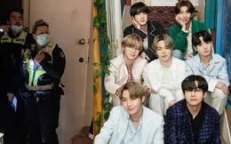 Hò hét quá to khi xem concert của BTS, gia chủ bị cảnh sát ập vào nhà vì tưởng có án mạng
