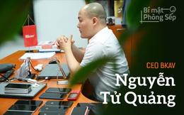 [Bí mật phòng sếp] Căn phòng không thể tin nổi của Nguyễn Tử Quảng và kiểu quần áo không đổi suốt 10 năm