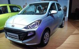Chiếc xe hơi giá 185 triệu đồng của Hyundai