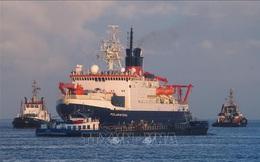 Hành trình 389 ngày và tiếng kêu cứu từ Bắc Cực