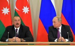 """Xung đột Nagorno-Karabakh: TT Azerbaijan nói Yerevan nên cảm ơn ông Putin vì """"Nga đã cứu Armenia"""""""