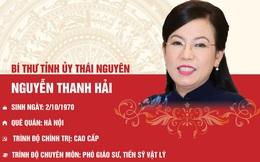 Chân dung nữ Bí thư Tỉnh ủy từng là phó giáo sư trẻ nhất Việt Nam