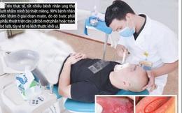Phân biệt nhiệt miệng và ung thư lưỡi