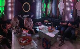 Gần 60 nam nữ dương tính với chất ma túy ở nhiều khách sạn, phòng thu âm ở Sài Gòn