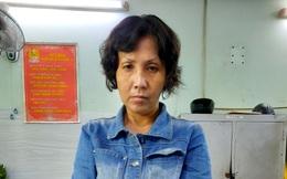 Người phụ nữ xúi bé trai trộm tiền của bà cụ bán cà phê bị bắt vì tàng trữ ma túy