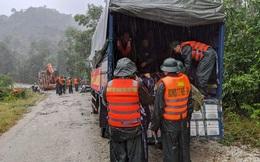 13 cán bộ cứu hộ công nhân thủy điện Rào Trăng 3 mất tích trong hoàn cảnh nào?
