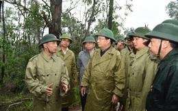 Phó thủ tướng: Cứu nạn vụ sạt lở đất ở thủy điện Rào Trăng 3 phải hết sức khẩn trương, cấp bách