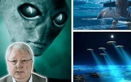 Bí ẩn cuộc đối đầu dưới biển giữa Liên Xô và người ngoài hành tinh?
