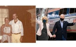 """Trào lưu """"bắt đầu và kết thúc"""" gây sốt trở lại với sự hưởng ứng hài hước của dân mạng, vợ của ông Joe Biden cũng kịp bắt trend"""