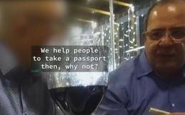 """Cyprus hủy chương trình """"hộ chiếu vàng"""" sau tiết lộ chấn động mới"""
