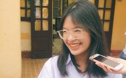 Trường cấp 3 ở Thanh Hoá đi đâu cũng gặp trai xinh gái đẹp, lớp 10 thôi mà vô cùng sắc sảo mặn mòi