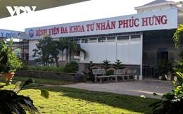 Một sản phụ tử vong vì ngộ độc thuốc tê tại Bệnh viện tư nhân ở Quảng Ngãi