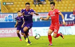 """Hai trò cưng của thầy Park chơi bùng nổ, """"đè bẹp"""" đội đầu bảng V.League theo cách khó tin"""