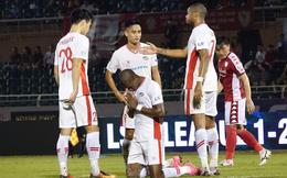 KẾT THÚC TP.HCM 0-1 Viettel: HLV Chung Hae-soung và Chủ tịch Hữu Thắng thẫn thờ ngoài sân