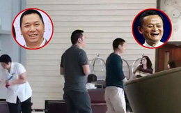 Chồng Triệu Vy lộ diện sau tin đồn vợ sống chung với trai trẻ