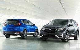 """""""Gà cưng"""" của Honda bất ngờ giảm 100% phí trước bạ, đấu Hyundai Tucson"""