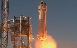Âm thầm không ầm ĩ nhưng công ty tên lửa của Jeff Bezos vừa lập được một kỷ lục mới