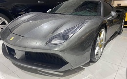 Doanh nhân Hải Phòng chia tay Ferrari 488 GTB màu xám từng của doanh nhân Nguyễn Quốc Cường