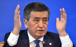 Tổng thống Kyrgyzstan từ chức